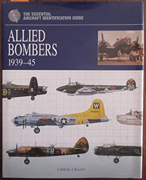 Allied Bombers 1939-1945: The Essential Aircraft Identification Guide