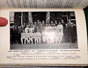 Records, Recollections and Reminiscences of 80 years of Leek Cricket 1844-1924: Tom Tipper.