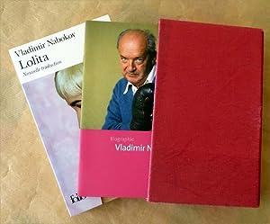 Image du vendeur pour Lolita. Nouvelle traduction de Maurice Couturier. Joint Vladimir Nabokov, Biographie. mis en vente par  Daniel Sciardet