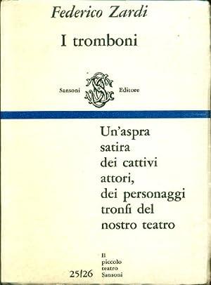 I tromboni: ZARDI Federico,