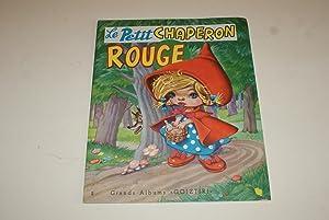 Le Petit Chaperon Rouge. Illustré par GUTMAGA.: PERRAULT Charles (D'après)