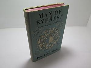 Man Of Everest: The Autobiography of Tenzing: Ullman, James Ramsey