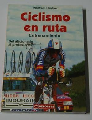 Imagen del vendedor de Ciclismo en ruta,entrenamiento a la venta por Libros El Joven