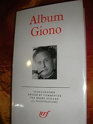 ALBUM GIONO: GODARD HENRI]