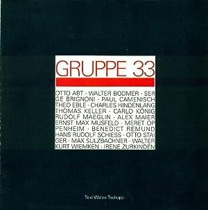Gruppe 33: GRUPPE 33