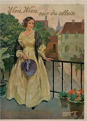 Wien, Wien, nur du allein., Album der: Edition Schott 2601