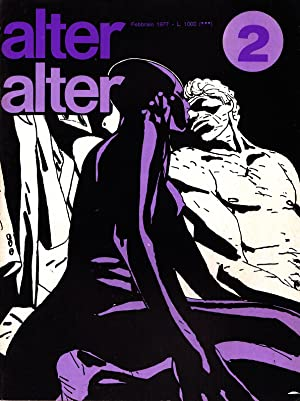 Alter Alter. Febbraio, 1977, N. 2, Anno: ALTER ALTER Fantascienza