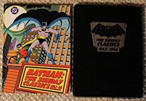 BATMAN : The SUNDAY CLASSICS 1943-1946 (Hardcover: KANE, BOB (creator)