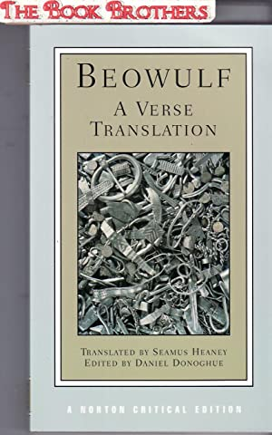 Beowulf: A Verse Translation (Norton Critical Editions): Daniel Donoghue
