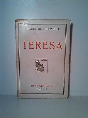 Teresa: Miguel de Unamuno