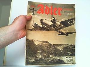 Der Adler. Illustrierte Luftwaffenzeitschrift. 2. Februar Heft 1942 SONDERHEFT.: ...