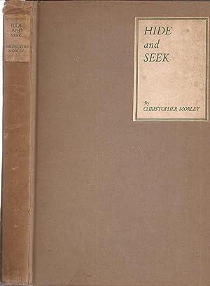 Hide and Seek: Morley, Christopher
