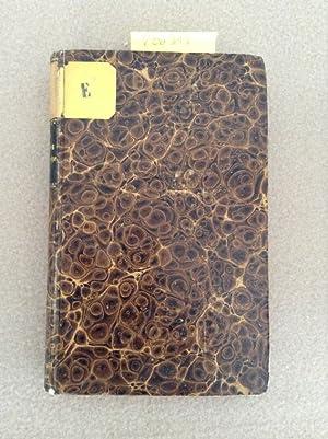 Sammlung preußischer Gesetze und Verordnungen (Erster Band Vierte Abteilung): Rabe, C. L. H.: