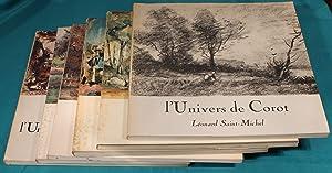 L'Univers de Gustave Moreau - de Millet: Sarane Alexandrian, Jean-jacques