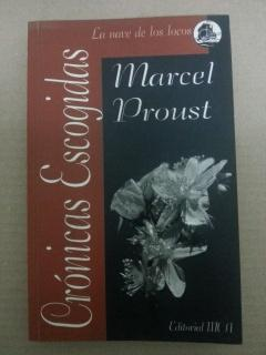 CRONICAS ESCOGIDAS: Marcel Proust