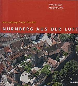 Nürnberg aus der Luft = Nuremberg from: Beck, Hartmut, Manfred