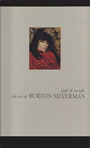 sight & insight: the art of Burton Silverman (Signed and numbered plate and drawing)