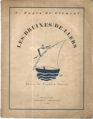 Les bruixes de Llers: FAGES DE CLIMENT, C.