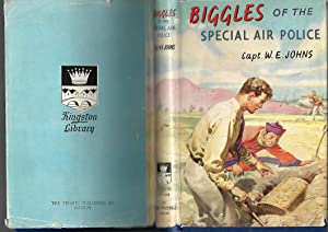 Biggles of the Special Air Police. Thames: Captain W. E.