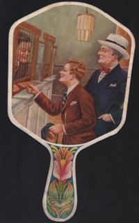 GREEN POINT SAVINGS BANK, Brooklyn New York. Advertising Hand Fan and Vol. 35 No. 8, August 2012 ...