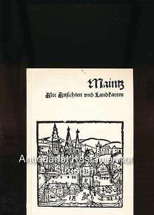 Mainz,Alte Ansichten und Landkarten,: Stopp, Klaus
