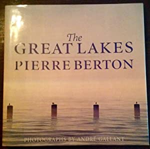 The Great Lakes (Signed Copy with 3 photographs from his book about Niagara Falls)