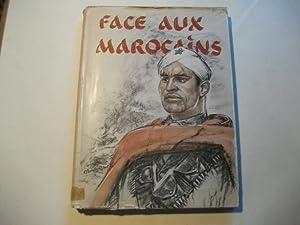 Face aux Marocains. Italie-France-Allemagne.: Duroc-Danner, Jean