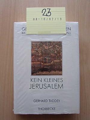 Kein kleines Jerusalem - Geschichte der Juden im Landkreis Schwäbisch Hall: Taddey, Gerhard: