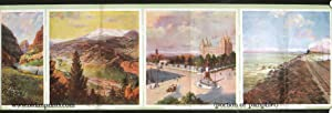 Panoramic Views Denver & Rio Grande Western Royal Gorge Route Western Pacific Feather River Canon...