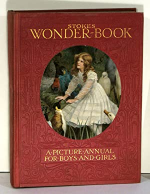 Stokes' Wonder Book. A Picture Book for: WAIN, LOUIS) Golding,