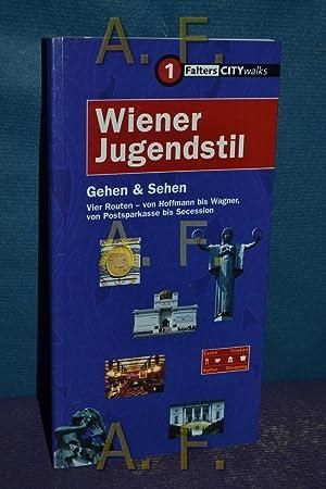 Wiener Jugendstil : vier Routen - von: Podbrecky, Inge und
