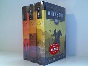Winnetou I-III (3 Bände): Karl, May: