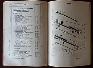 Fella-Turboheuer Type TH 4 (mit 4 Kreiseln) und Type TH 6 (mit 6 Kreiseln) Bedienungsanleitung unnd...