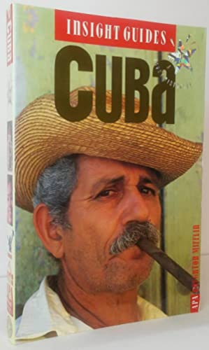 Insight Guides: Cuba: Perrottet, Tony &