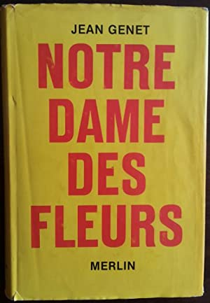 Bild des Verkäufers für Notre-Dame-Des-Fleurs. Roman. zum Verkauf von buch-radel
