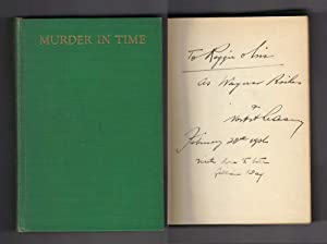MURDER IN TIME. Signed: Day, Lillian &