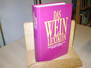 Bild des Verkäufers für DAS WEINLEXIKON. zum Verkauf von Antiquariat im Schloss