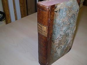 Selectae e profanis scriptoribus historiae quibus admista: Fischer, Johann Friedrich