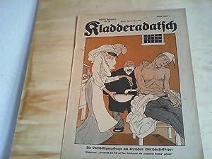 Seller image for Kladderadatsch. 13.06.1920. Nr. 24, 73. Jahrgang for sale by Antiquariat im Schloss