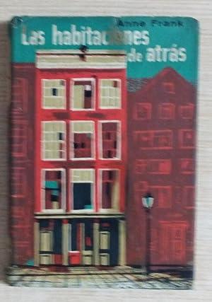 Las habitaciones de atrás - 1ª Edicion: Frank, Anne