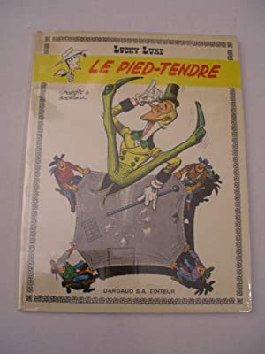 LUCKY LUKE : LE PIED TENDRE