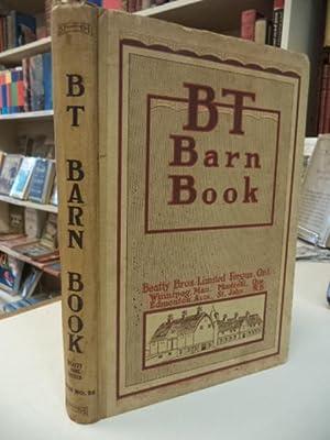 BT Barn Book Book No. 26 [1916,: Beatty Bros.