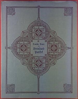 Deutsche Maler. Band VI, Bernhard Pankok.: W. Sch�fer
