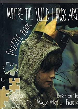 Where the Wild Things Are Puzzle Book: SENDAK, Maurice (Screenplay
