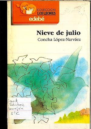 Nieve de Julio: López Narváez, Concha