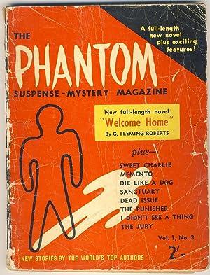 PHANTOM SUSPENSE-MYSTERY MAGAZINE V1#3: G. T. Fleming