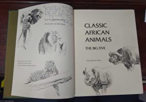 Classic African Animals, The Big Five: Dyer, (Anthony)