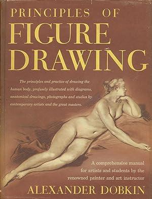Principles of figure drawing: Dobkin, Alexander