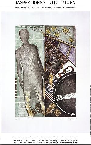 "JASPER JOHNS Summer (1987) 34.5"" x 21.75"": Johns, Jasper"
