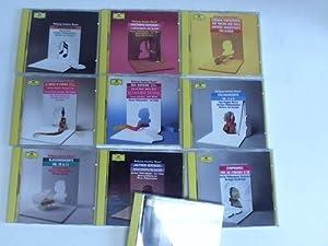 10 CDs: Mozart, Wolfgang Amadeus